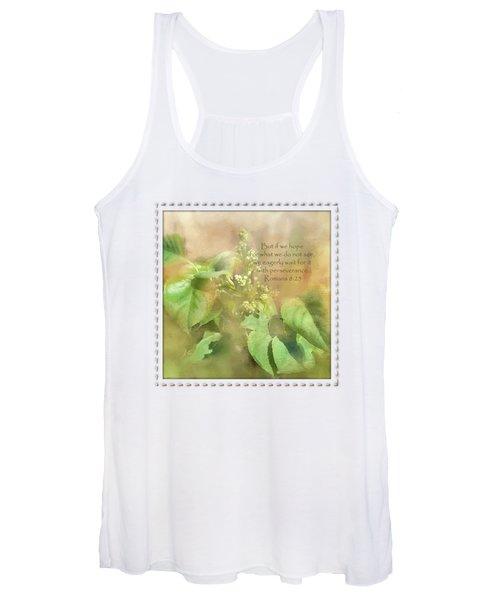 Lingering Lilac Women's Tank Top