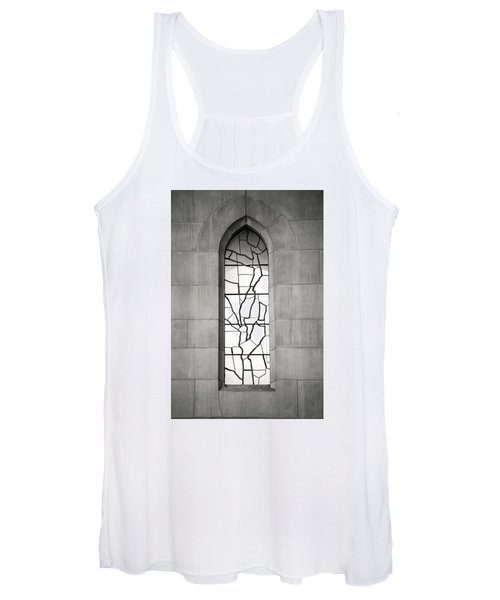Lone Cathedral Window Women's Tank Top