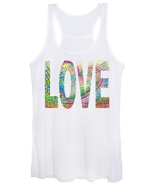 Love 1001 Women's Tank Top