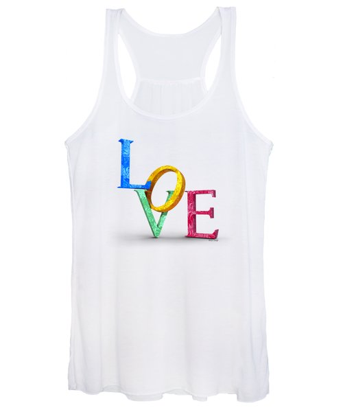 Love Letters Women's Tank Top