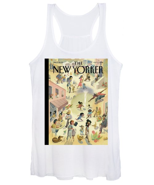 Lower East Side Women's Tank Top