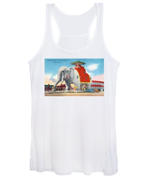 Lucy The Elephant Women's Tank Top