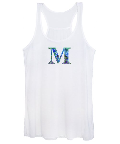 M 2019 Collection Women's Tank Top