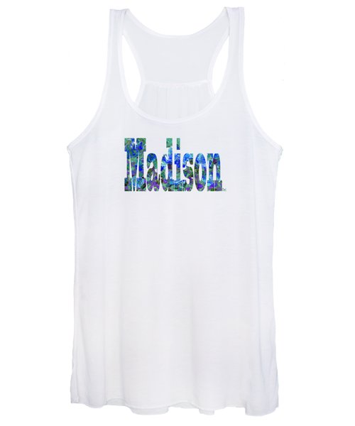 Madison Women's Tank Top
