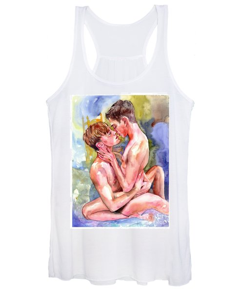 Magic Moments II Women's Tank Top