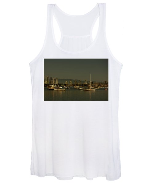 Marina Golden Hours Women's Tank Top