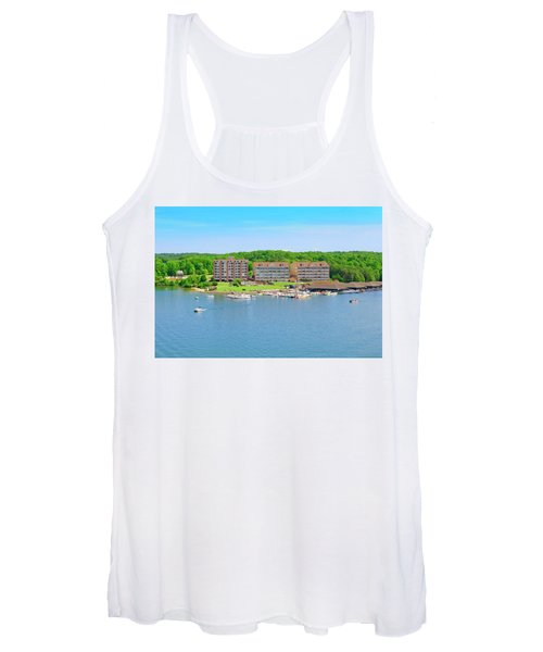 Mariners Landing Poker Run Women's Tank Top