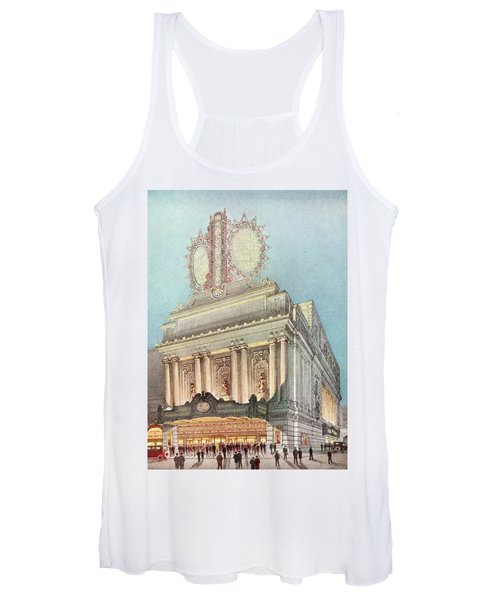 Mastbaum Theatre Women's Tank Top