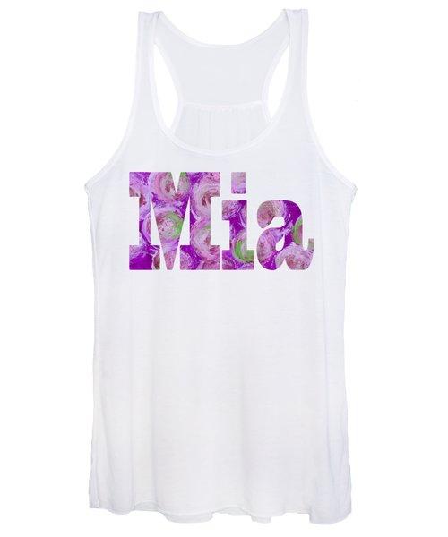 Mia Women's Tank Top
