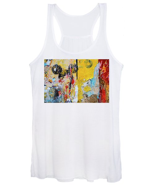 Mickeys Nightmare Women's Tank Top