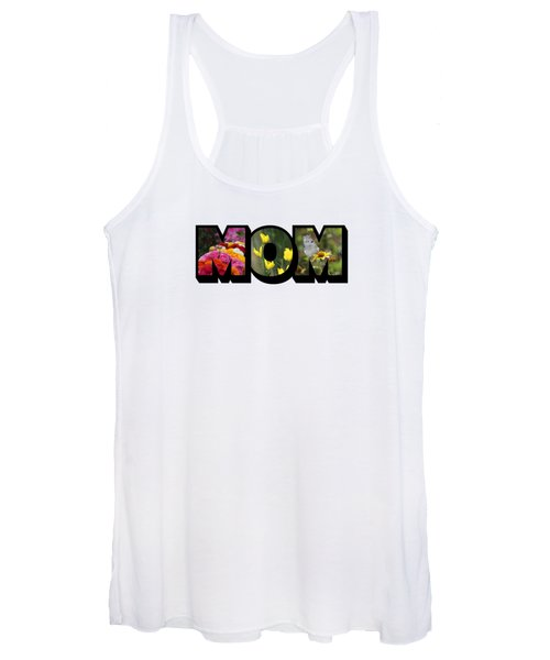 Mom Big Letter-great Mother's Day Gift Women's Tank Top