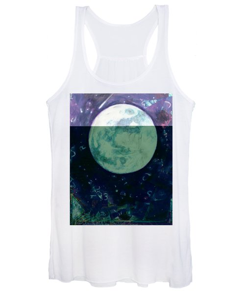 Moon  Women's Tank Top