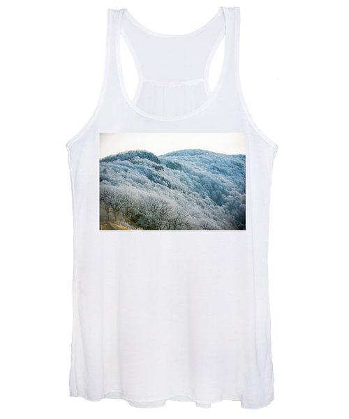 Mountainside Hoarfrost Women's Tank Top