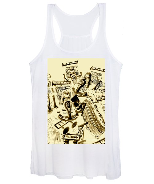 Need For Sepia Women's Tank Top
