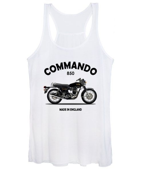 Norton Commando 1974 Women's Tank Top