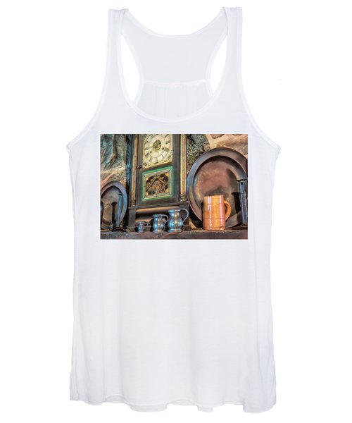 On The Mantle Women's Tank Top