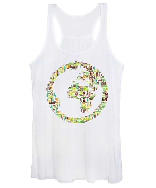 One Planet Women's Tank Top