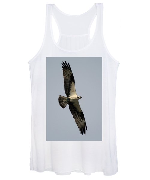 Osprey With Fish Women's Tank Top