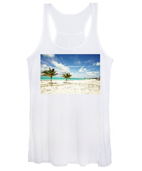 Palms And Kites Women's Tank Top