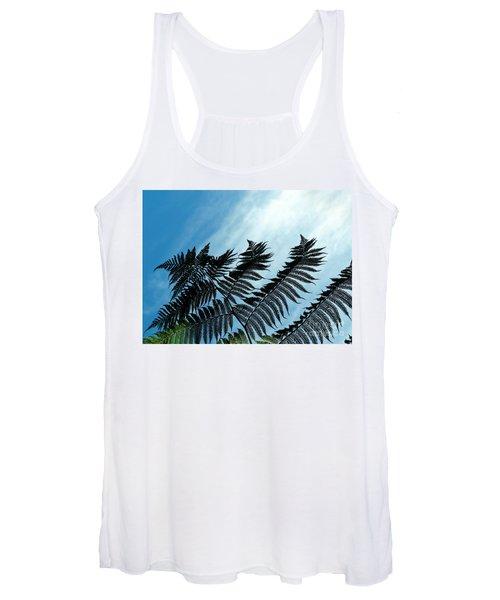 Palms Flying High Women's Tank Top