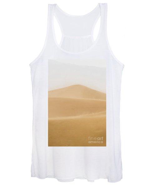 Patterned Desert Women's Tank Top