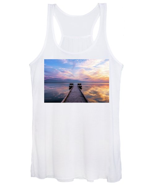 Peaceful Women's Tank Top