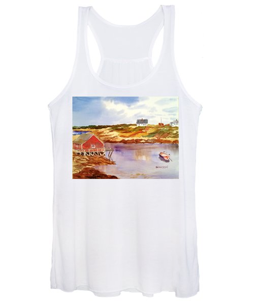 Peggy's Cove Women's Tank Top