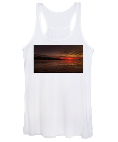 Porthmeor Sunset Women's Tank Top