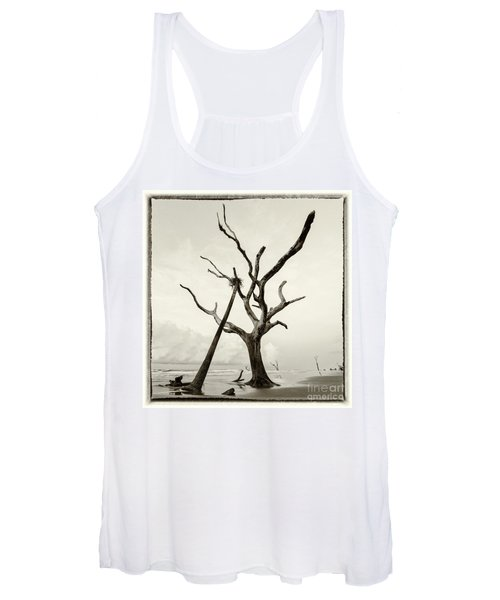 Postcard From The Edge Women's Tank Top