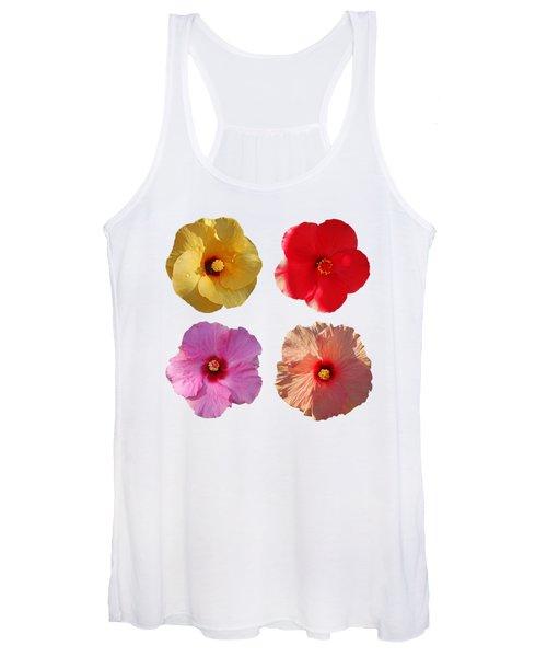 Power Flower Women's Tank Top