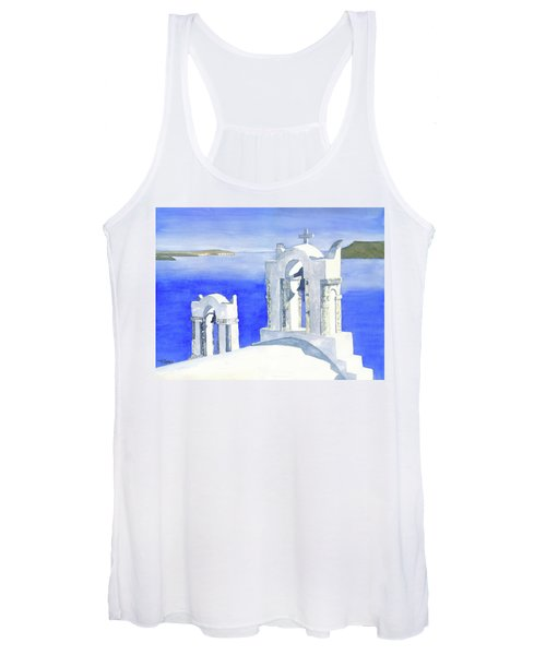 Praise The Lord Women's Tank Top