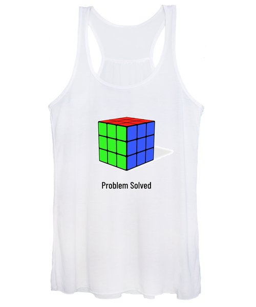 Problem Solved Women's Tank Top