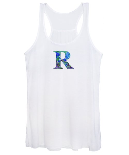 R 2019 Collection Women's Tank Top