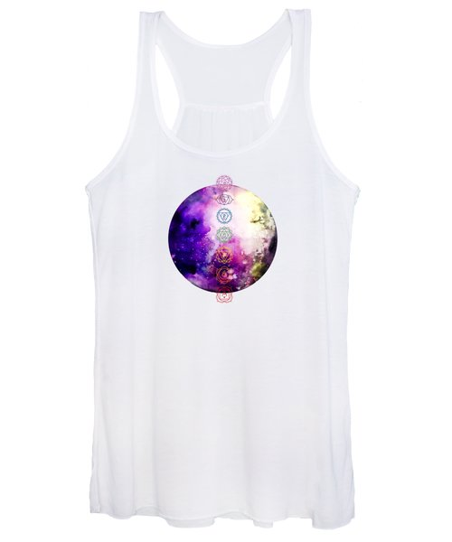 Reach Out To The Stars Women's Tank Top