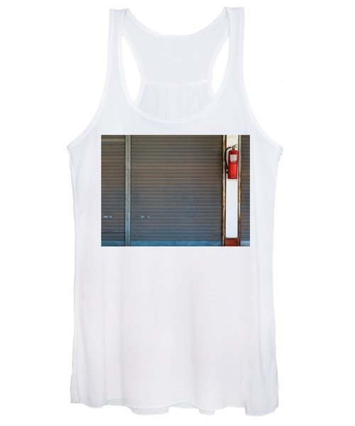 Ready For Any Emergency Women's Tank Top