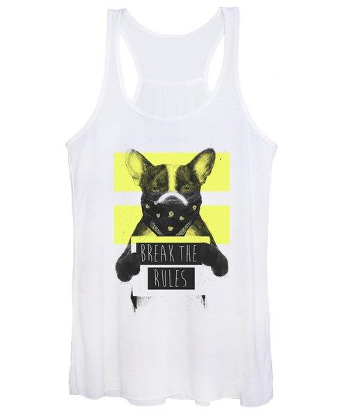 Rebel Dog II Women's Tank Top