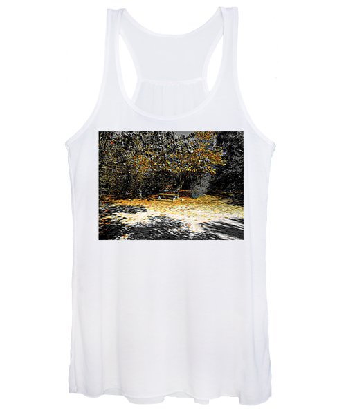 Resting Reflections Women's Tank Top