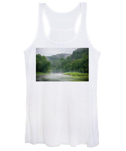 River Mist Women's Tank Top