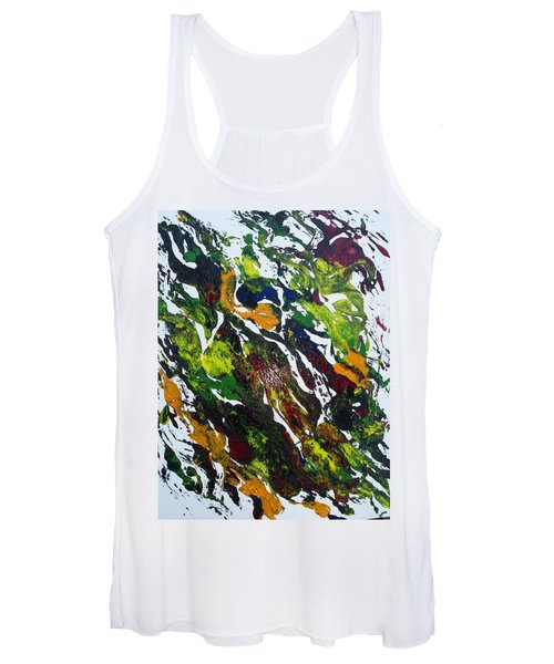Rivers And Valleys Women's Tank Top