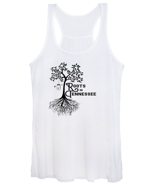 Roots In Tn Women's Tank Top