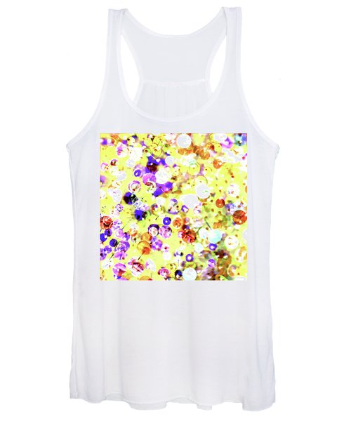 Sequins And Pins 2 Women's Tank Top