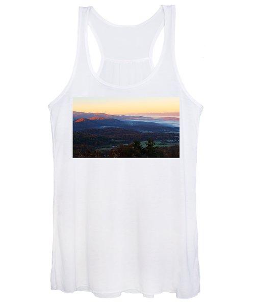 Shenandoah Mountains Women's Tank Top