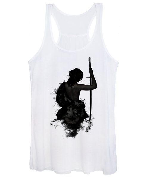 Female Samurai - Onna Bugeisha Women's Tank Top