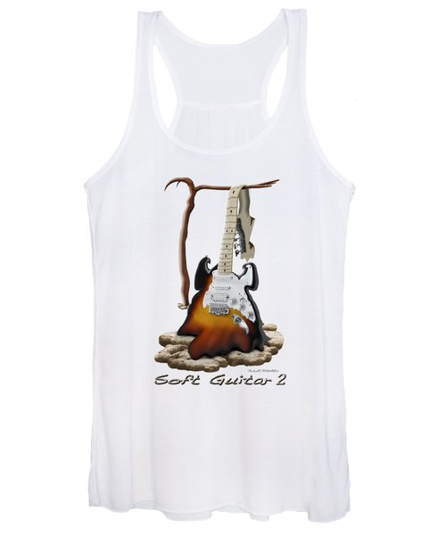 Soft Guitar 2 Women's Tank Top
