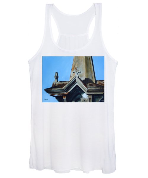 Solitaire Women's Tank Top