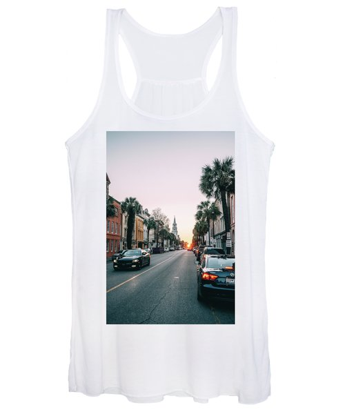 Stopping Time Women's Tank Top