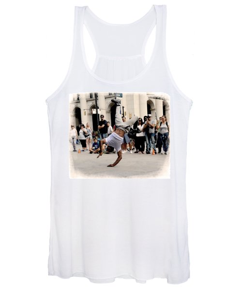 Street Dance. New York City. Women's Tank Top