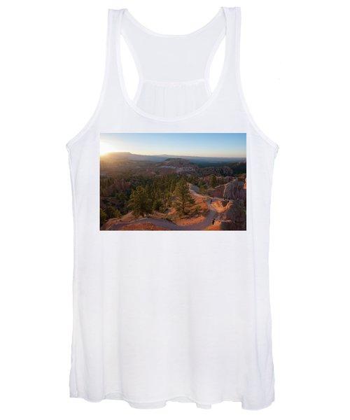 Sunrise Over Bryce Canyon Women's Tank Top