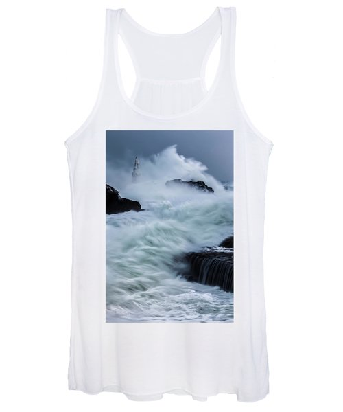 Swallowed By The Sea Women's Tank Top