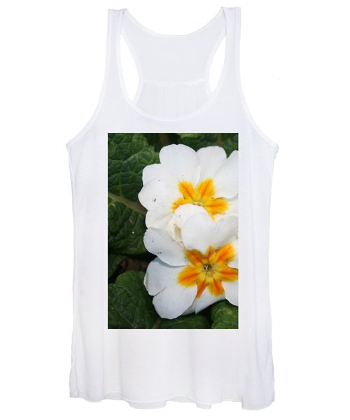 Sweet Primrose Women's Tank Top